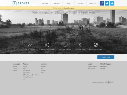 1Broker Review