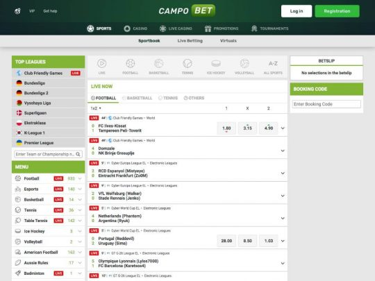 CampoBet Sportsbook Review
