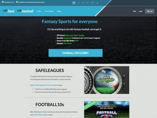 FanBall Review