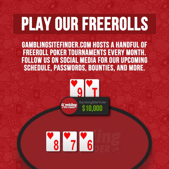 Freerolls Promotion
