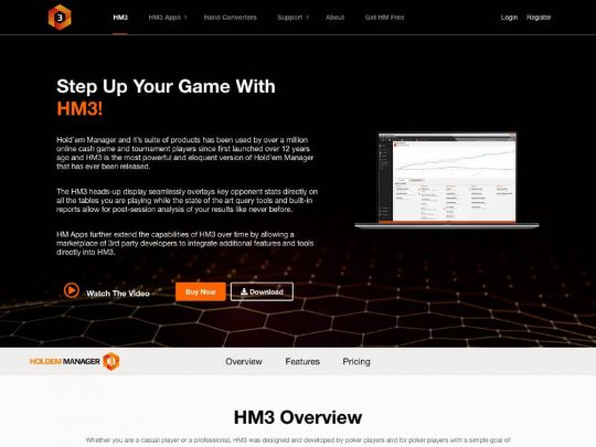 HoldemManager3 Review
