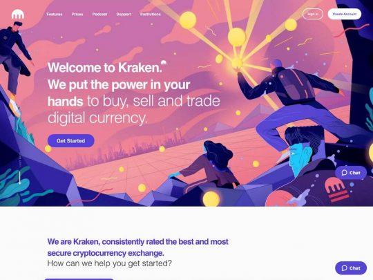 Kraken Exchange Review