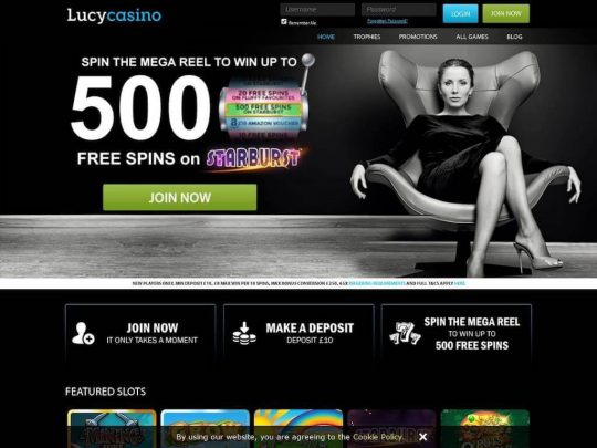 Lucy Casino Review