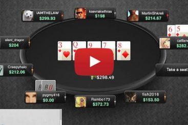 Massive $653K Bad Beat Jackpot Hit On BetOnline