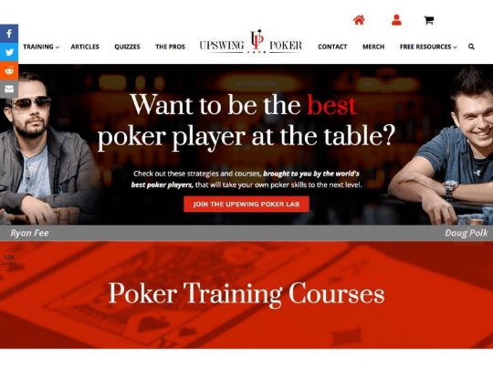 Upswing Poker Review