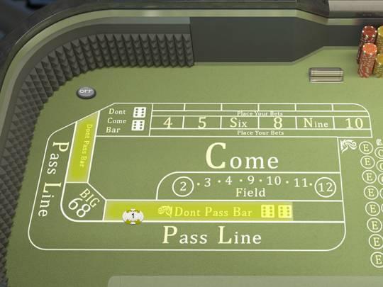 Wild Casino Craps