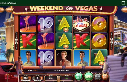 Wild Casino Weekend In Vegas Slots