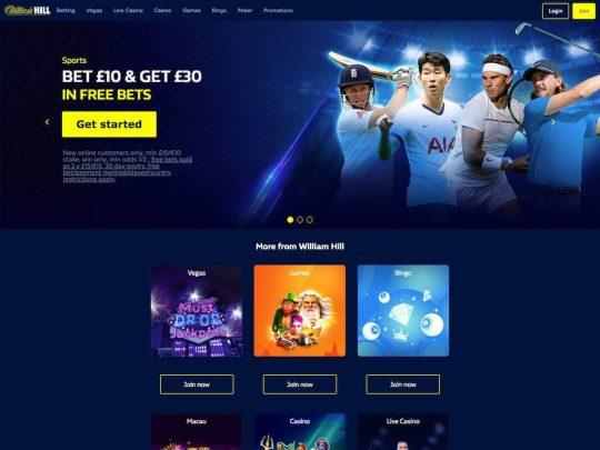 WilliamHill Review
