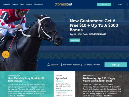 Xpressbet Review